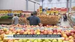 Em Manaus, 'atacadões' veem oportunidades de crescimento