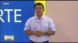 Carlos Ferreira comenta os destaques do esporte paraense nesta terça-feira (11)