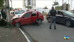 Após buscas, polícia prende suspeitos de ações criminosas em São Luís