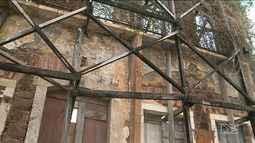 Prédios de centro histórico de São Luís sofrem com a falta de conservação