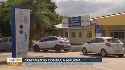 Falta de medicamento para malária prolonga tratamento contra doença em Santana