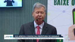 Pleno do TCE-AM aprova contas gerais de administração de Artur Neto em 2017