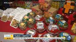 De olho no peso: Ibametro faz inspeção nos produtos da ceia de Natal