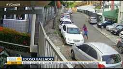 Idosos é baleado em tentativa de assalto no bairro de Brotas, em Salvador