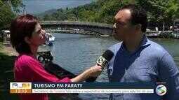 Secretário de Turismo fala sobre a expectativa de movimento para fim de ano em Paraty
