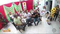 Grupo Musical da APAE participa do quadro Coisas da Terra