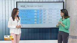 Termômetros chegam a 37 graus no Sul do Rio