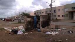 Moradores cobram asfalto no Benedito Bentes