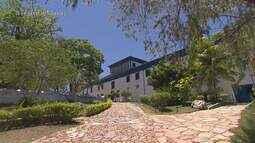 Reveja: Uma visão definiu o local de construção do Mosteiro de Macaúbas