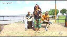 Cantora Nazaré Pereira, sucesso do Brasil nos anos 80, está em Belém para show