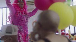 Chandelly Kidmann estrela episódio de série lançada pela Netflix