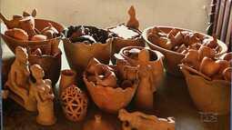 Arte produzida pelas mulheres ceramistas preserva tradições ancestrais