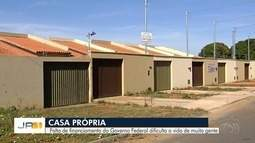Goianos relatam problemas para conseguir o financiamento do Minha Casa Minha Vida