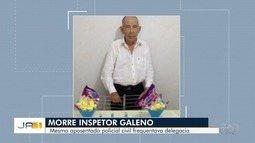 Morre aos 104 anos inspetor Galeno, que visitava delegacia diariamente mesmo aposentado
