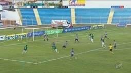 Guarani vence o Botafogo e avança na Copinha