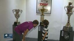 Inspirado pelo filho, André Cunha quer o acesso antes de encerrar a carreira
