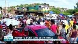 Pescadores se reúnem com Renova no ES e decidem continuar bloqueando Vitória a Minas