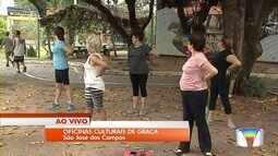 São José tem oficinas culturais gratuitas