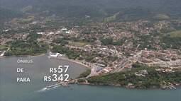 Proposta na Câmara quer aumentar em 500% 'pedágio ambiental' em Ilhabela