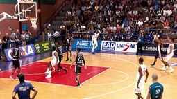 Contra o Basquete Cearense, Mogi encerra sequência de jogos fora de casa pelo NBB