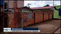 Exame aponta morte de bebê por asfixia com leite e descarta homicídio em São Gotardo