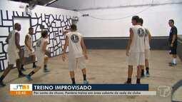 São Raimundo estreia neste domingo no Campeonato Paraense contra o Águia de Marabá