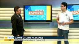 Esporte: São Raimundo e Águia na estreia do Parazão e outros destaques do esporte