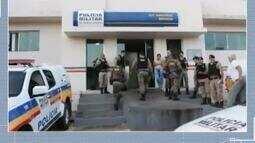 Operação Macaúbas prende 39 pessoas no Norte de Minas