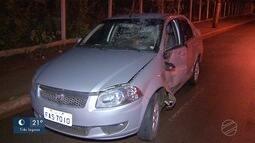 Motociclista morre em colisão com carro em Campo Grande