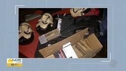 Mais um suspeito de crime na fronteira Brasil - Paraguai é preso