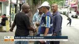 Resende dá adeus à Taça Guanabara