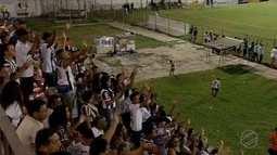 Corumbaense vence primeiro dos 4 jogos em casa