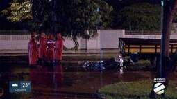 Dois morrem em acidente de trânsito em Corumbá