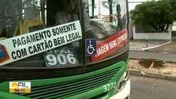 Viagens semiexpressas de ônibus de Maceió causam polêmica entre usuários