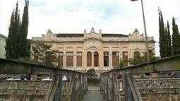 Escola em São João del Rei está interditada parcialmente pelo Corpo de Bombeiros