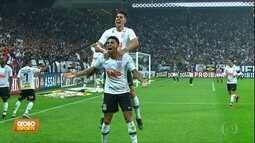 Veja como o Corinthians venceu o São Paulo por 2 a 1 na arena de Itaquera