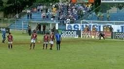 Os gols da derrota do Atlético-GO e dos jogos pelo interior no Goianão