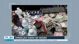 Cinco presos em boate de Rio das Ostras já estão no presídio em Campos, no RJ