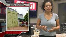 G1 no BDA: Mais de 35 adolescentes tentam fugir de centro socioeducativo no Acre