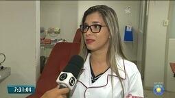 Período de carnaval aumenta a necessidade de estoque nos bancos de sangue