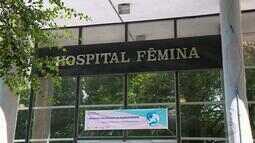 Testemunha revela que já havia problemas em sala incendiada no Hospital Fêmina