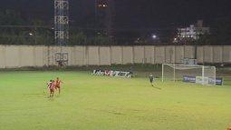 Gols no Aluízio Ferreira - RSC e GEC
