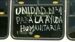 Maduro ordena suspensão de voos comerciais e privados