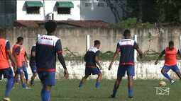 Maranhão se prepara para clássico contra Sampaio, pelo Maranhense