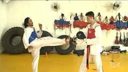 Maranhense se prepara para o US Open de taekwondo