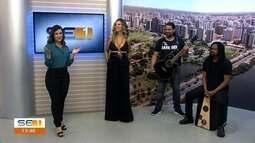 Marcia Freire se apresenta em Aracaju
