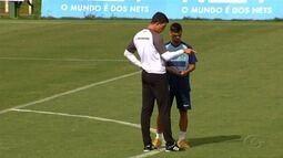 CRB enfrenta o Goias pela Copa do Brasil