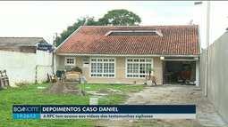 RPC tem acesso aos vídeos das testemunhas sigilosas no caso Daniel