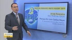 Time de rugby de Ribeirão Preto está à procura de novos atletas