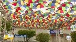 Justiça determina suspensão das festividades em Catende, na Mata Sul